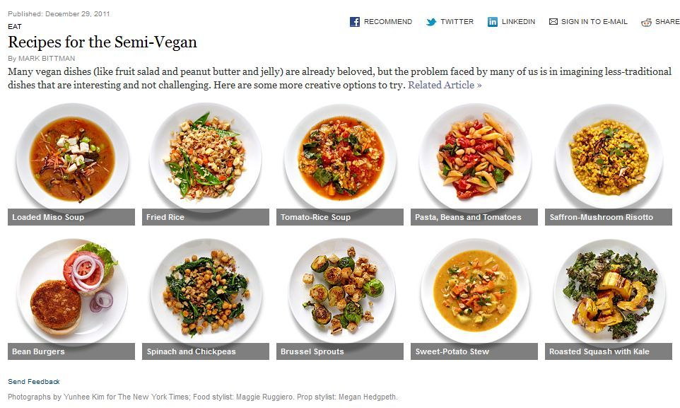 New york times says no meat no dairy no problem hong kong vegan recipes for semi vegan on ny times forumfinder Choice Image