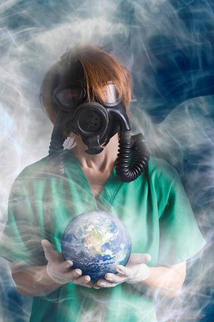 contaminated air secondhand smoke essay
